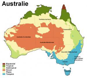 meteo Australie
