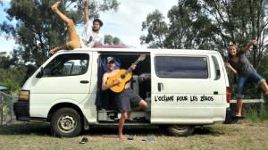 Le van en Australie , L'Océanie pour les zéros
