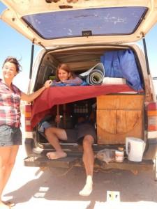 Renconter des bacpackers en Road Trip - Blog Australie , L'Océanie pour les zéros
