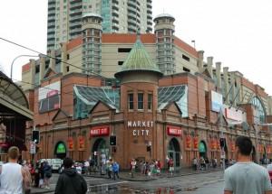 Le paddy's Markets à Sydney - L'Océanie pour les zéros