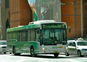 La ligne de bus gratuite à Sydney