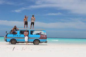 Le road trip en Van en Australie