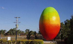 La big Mango a Bowen en Australie