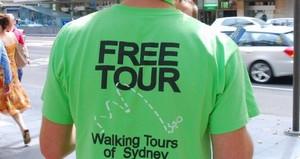 Visite gratuite à Sydney