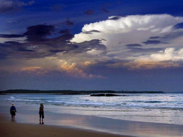 Un orage à Sydney