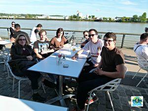 La réunion des backpackers pour l'Australie à Bordeaux