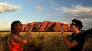5ème Concours photo : Les plus belle photo à ULURU en Australie