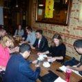 La réunion des backpackers de l'Australie a Nancy