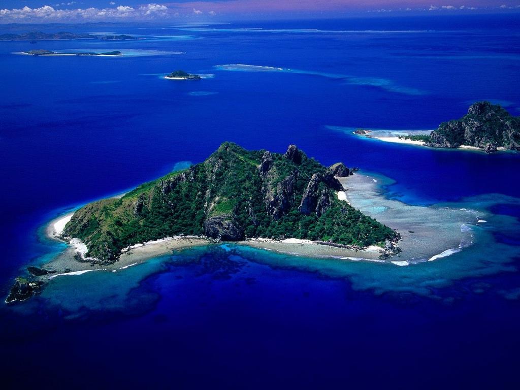 Les Iles Fidji