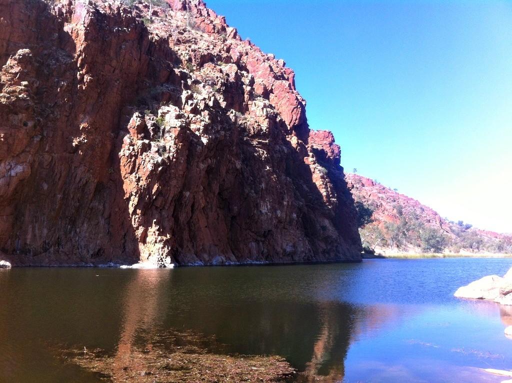 MacDonnel Ranges Australie (2)