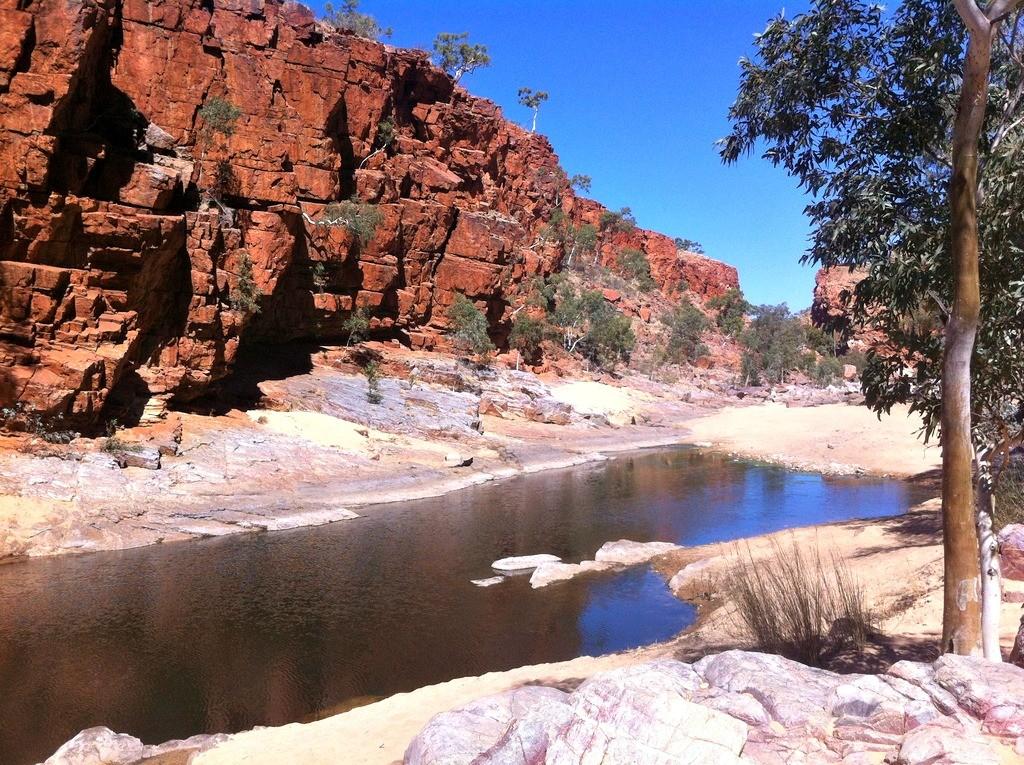 MacDonnell Ranges Australie (3)