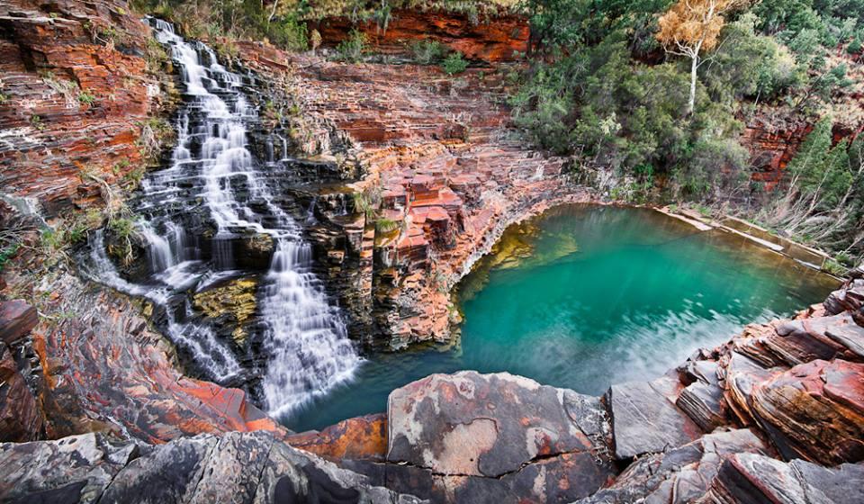 Karijini National park Australie