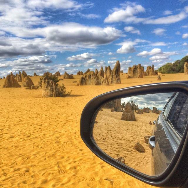 Nambung National Park Australie