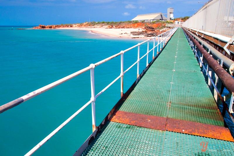 Port Beach, Broome Australie