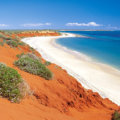 Shark Bay Australie