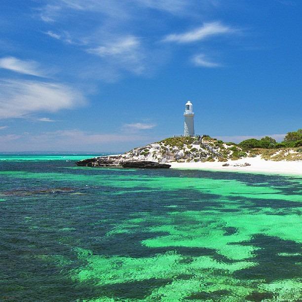 Rottnest Island Australie