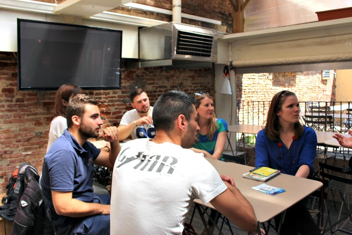 Reunion Backpackers Australie 19 Toulouse