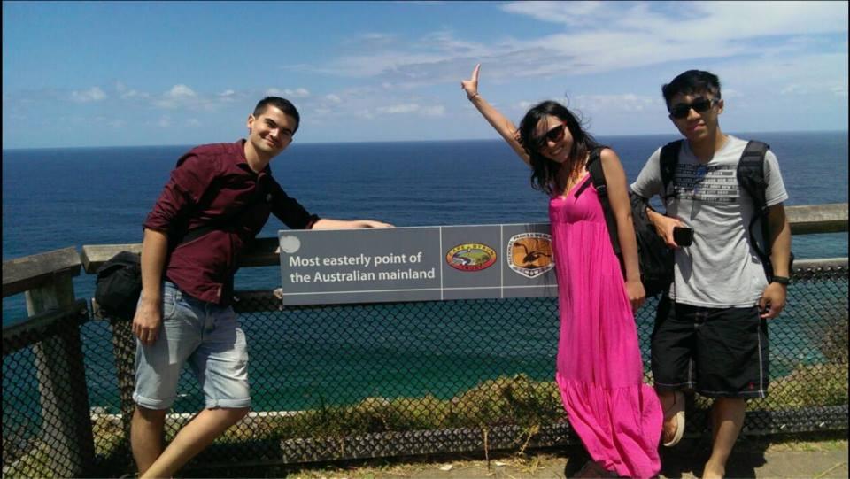 Backpacker Australie Voyage