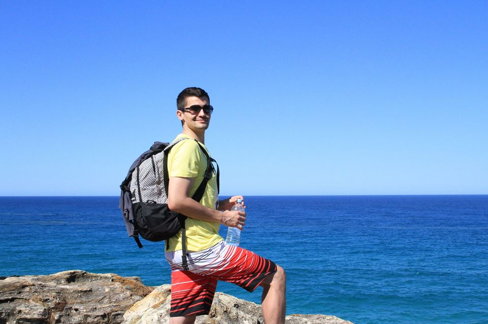 Backpacker Australie Voyage