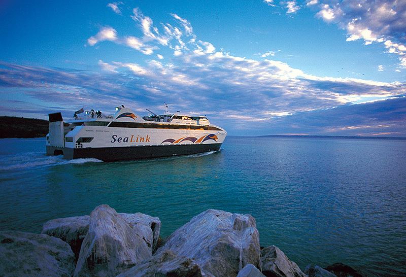 Kangaroo Island ferry