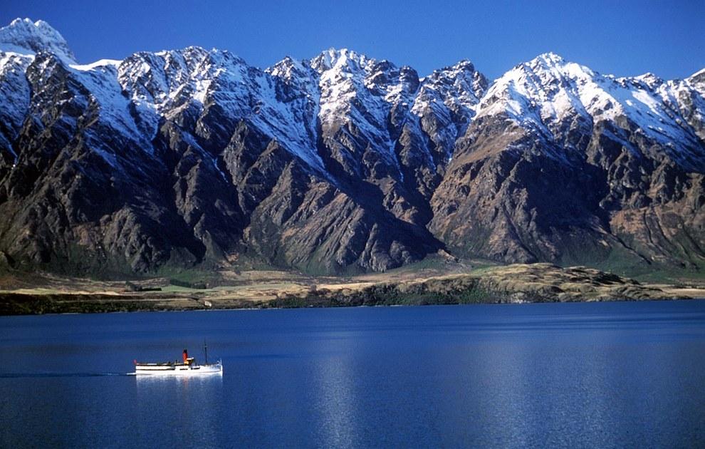 Laka Wakatipu, Otago