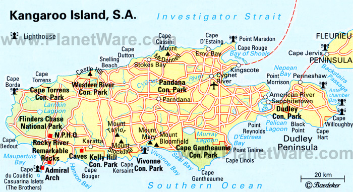 kangaroo-island-map