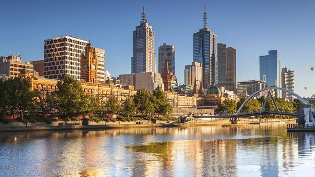 Melbourne de jour