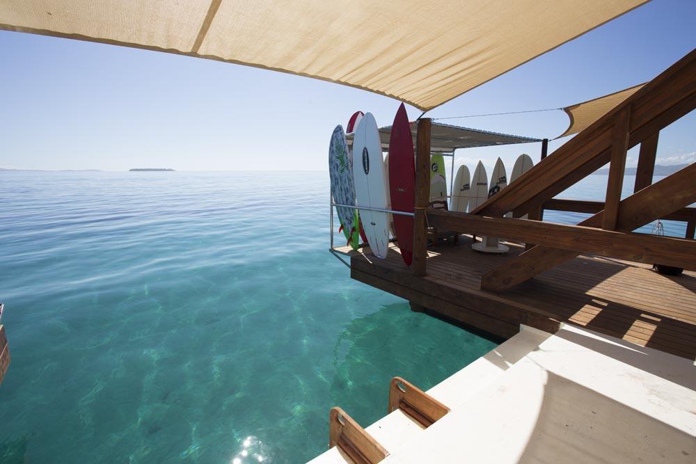 Le Plus Beau Bar Du Monde Est Aux Les Fidji Au Milieu De L 39 Oc An