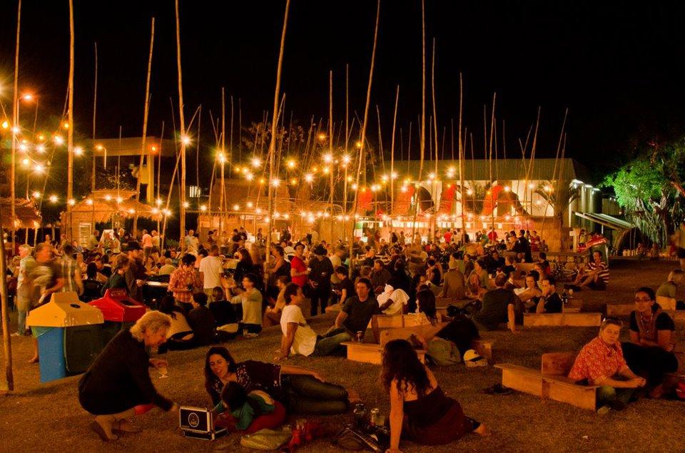 darwin festival australie
