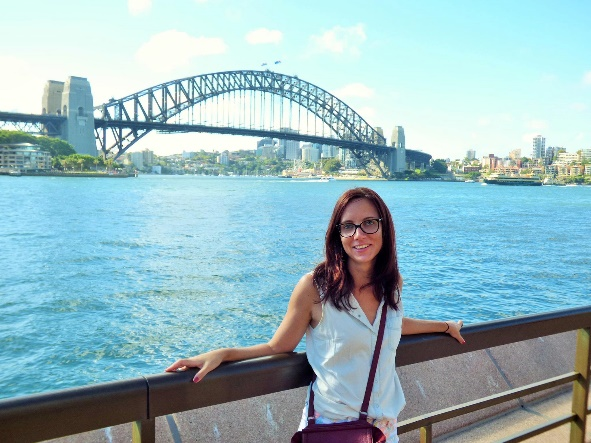 Backpacker Australie