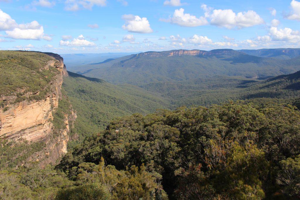 Blue Mountains Australie (1)