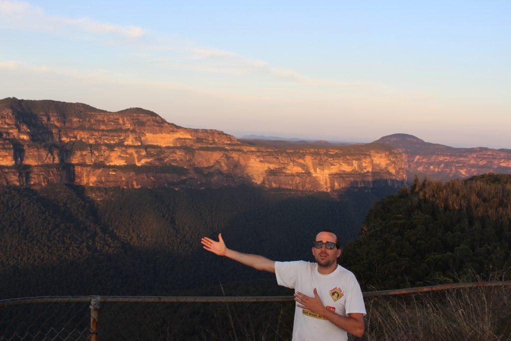 Blue Mountains Australie