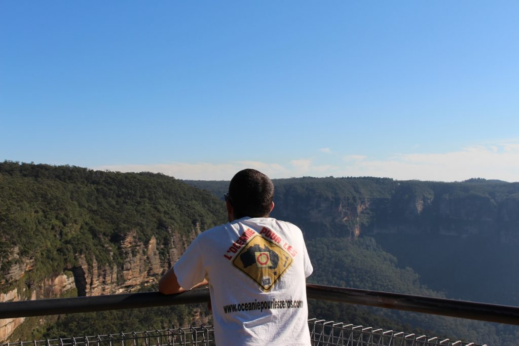 Blue Mountains Australie 5