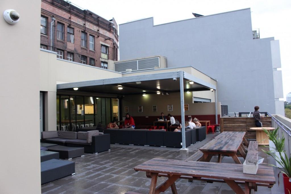 Bounce Hostel, meilleure auberge de jeunesse de Sydney