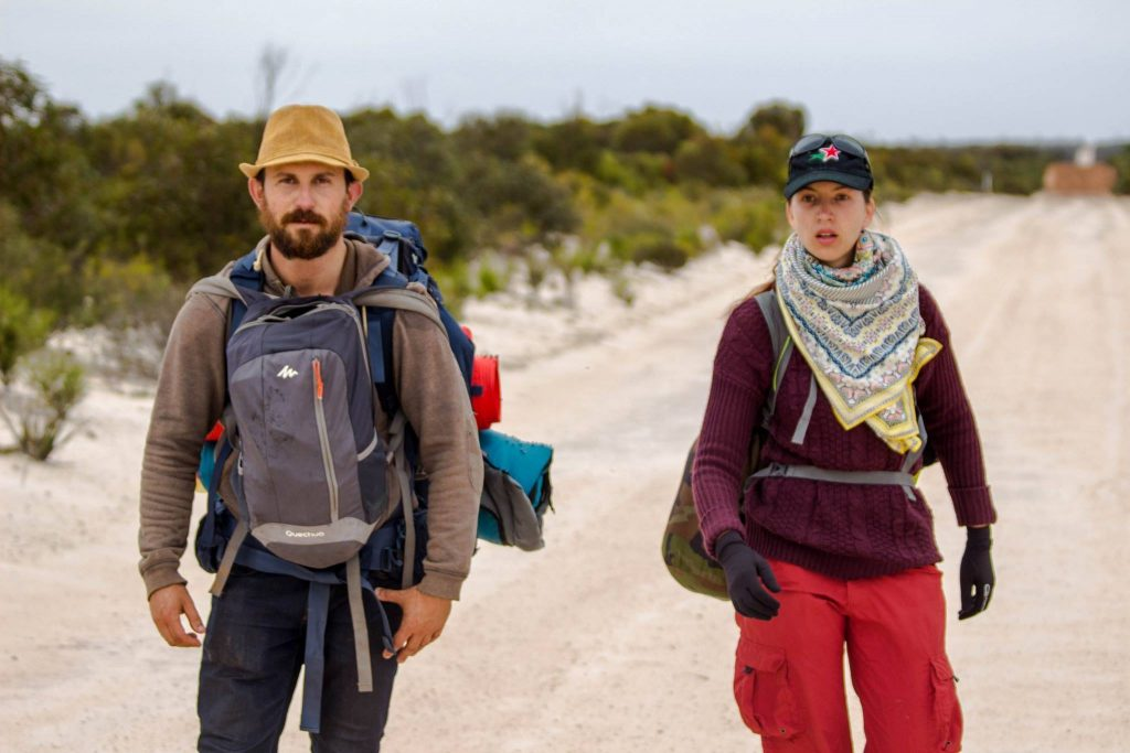 Australie Backpacker survit