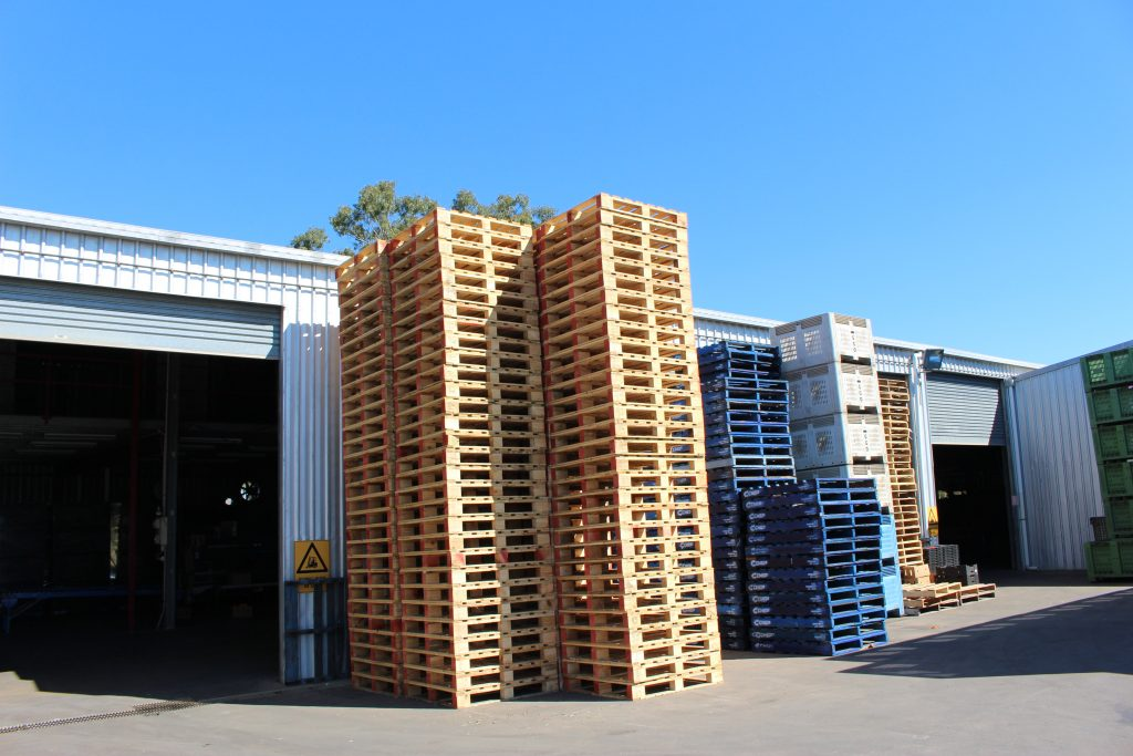 Le packing de mandarine en Australie