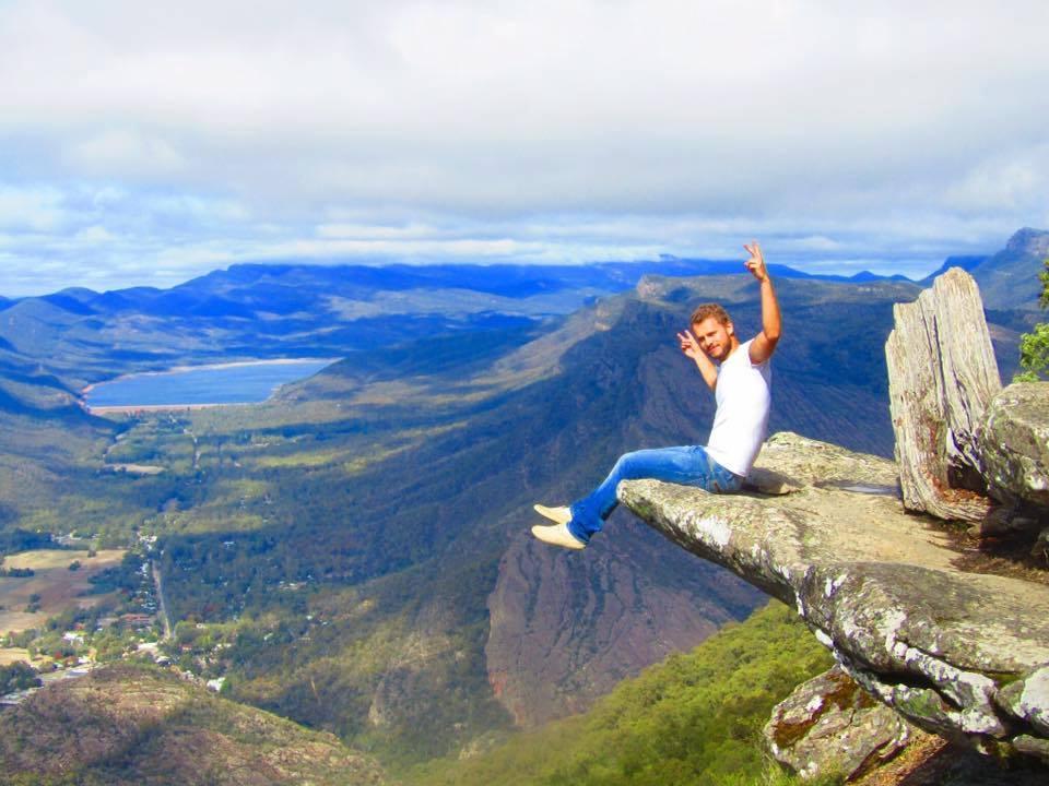 Yoann Backpacker Australe Experience