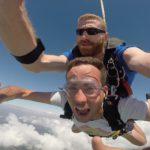 Saut en parachute Mission Beach Australie