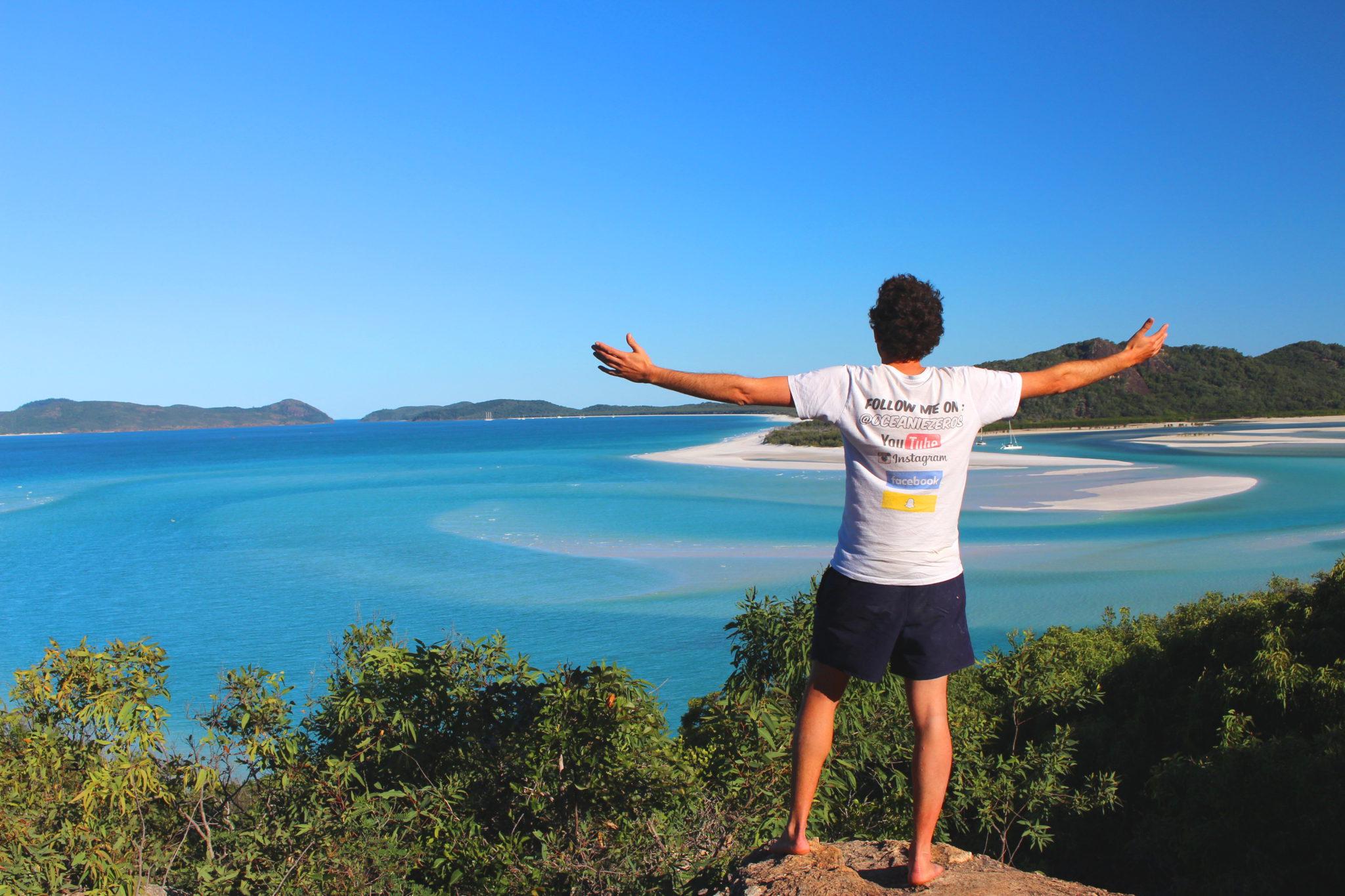 Whitsunday paradis australie plage