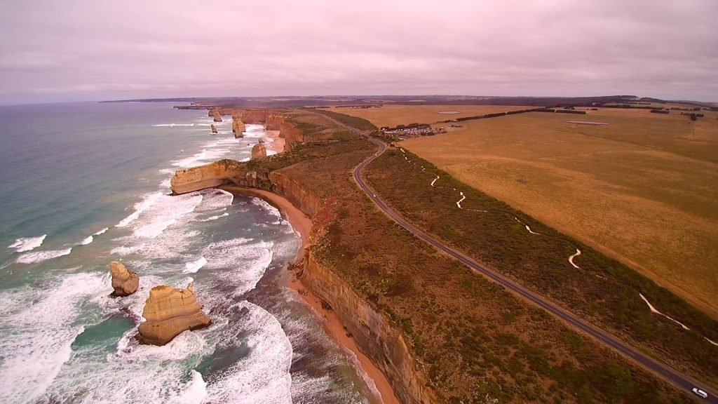 Great Ocean Road, les 12 apôtres