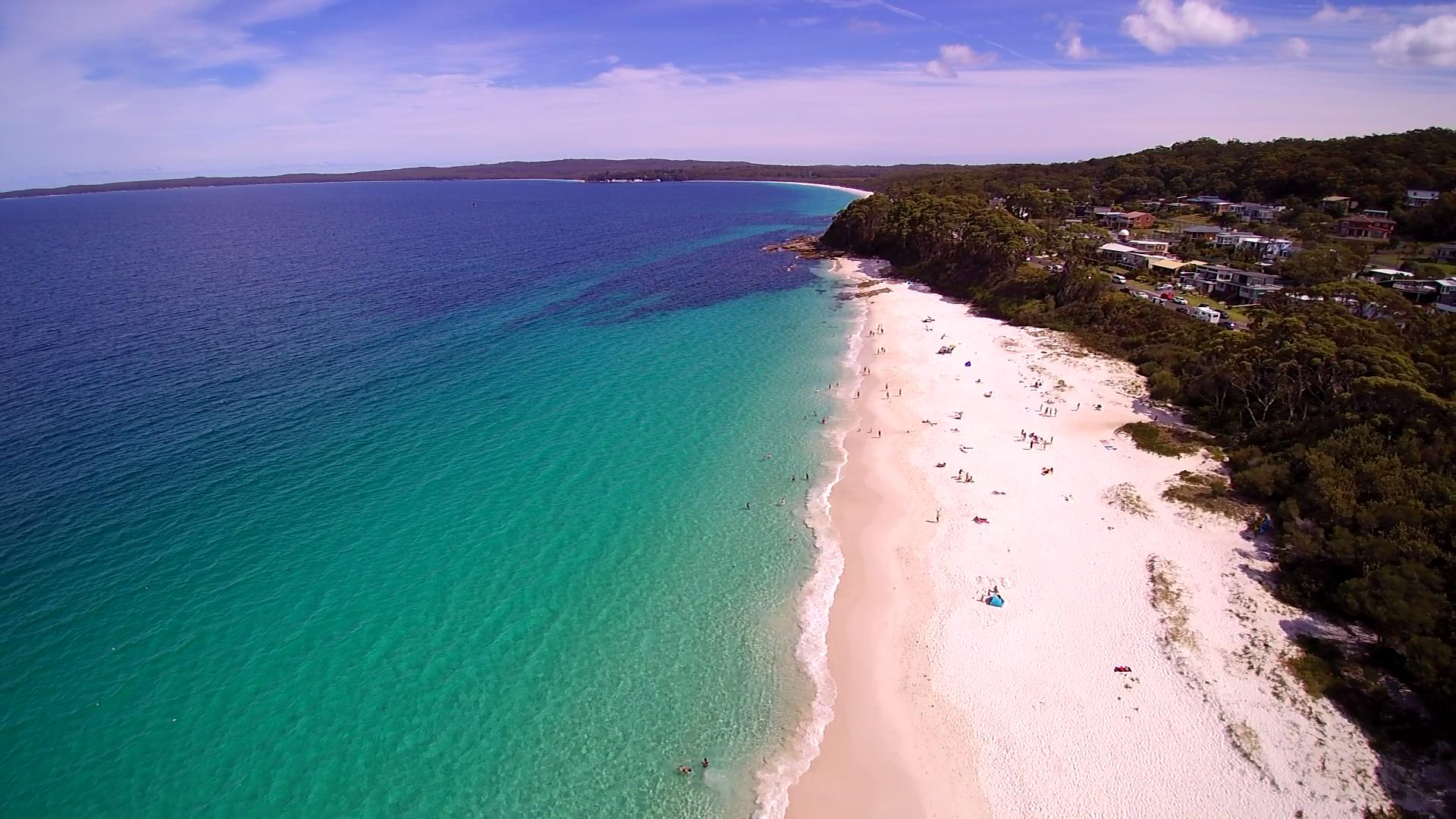 Jervis Bay, Australie