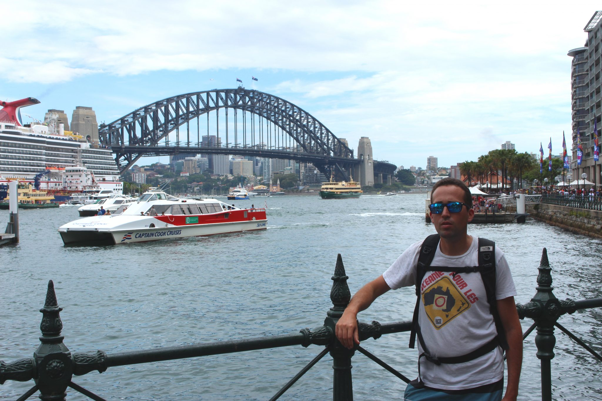 Visite de Sydney