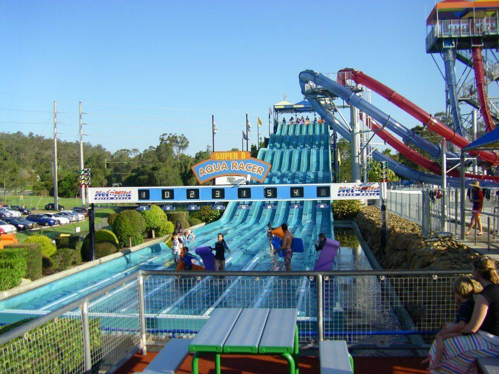 Parc Wet'n'Wild, Super 8 Aqua Racer