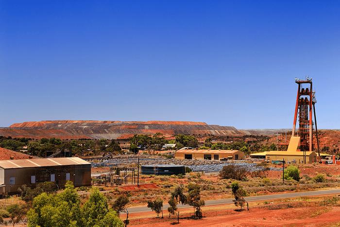 Mine Australie