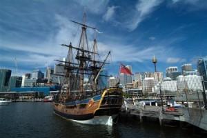 The Australian National Maritime Museum
