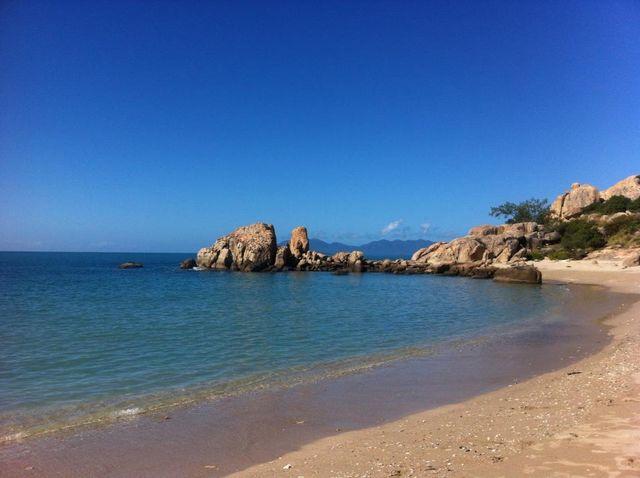 La plage de Bowen