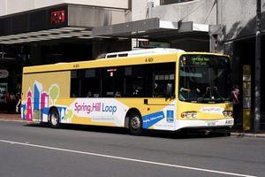 Ligne de bus gratuite à Brisbane