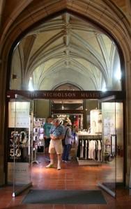 Le Nicholson Museum