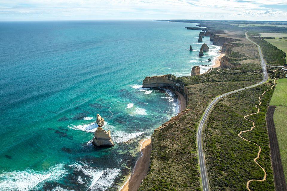 Great Ocean Road ,Australie