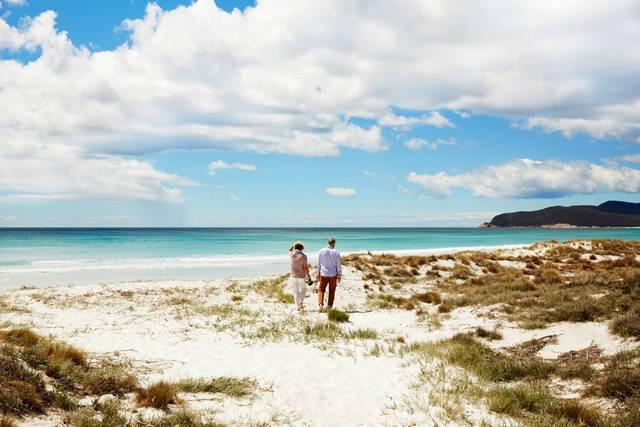 freycinet tasmanie australie